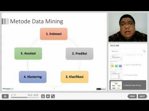 Kuliah 10 Menit tentang Data Mining