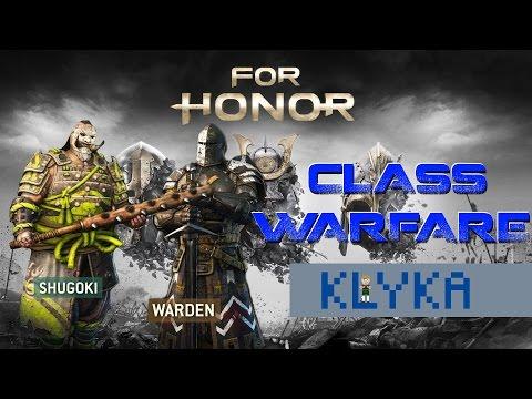 For Honor Class Warfare - (Warden)Extheleon vs (Shugoki)Petemoo