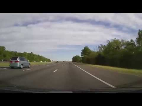 Driving from Smyrna, TN  to Chattanooga, Tennessee on I24