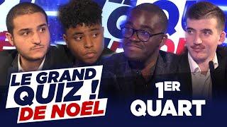 Le Grand Quiz de Noël 2019 - Premier Quart de finale