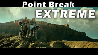 Point Break. Motocross Bike or Enduro