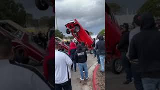 Lowrider HOP LA vs San Diego the Hoppers
