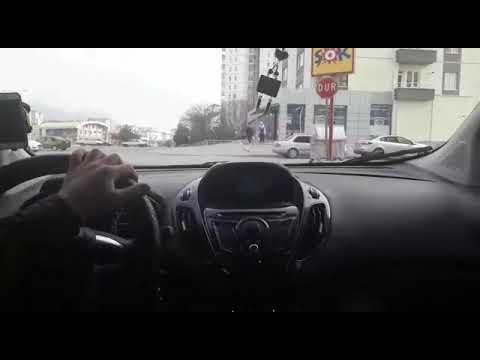 Araba Snapleri - Ford Courier / Mary Jane Şarkısı