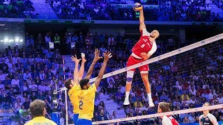 Download Video Volleyball King - Bartosz Kurek (HD) MP3 3GP MP4