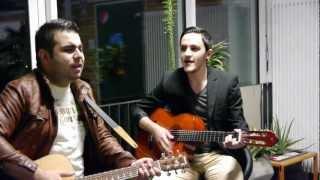 Haydar & Kadir - Aska Inat Rock/Pop Version (Yusuf Güney Rafet El Roman Cover)
