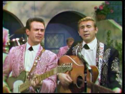Buck Owens & Don Rich - Don't let her know