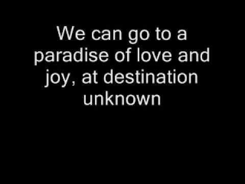 Alex Gaudino ft. Crystal Waters - Destination Unknown W/ lyrics