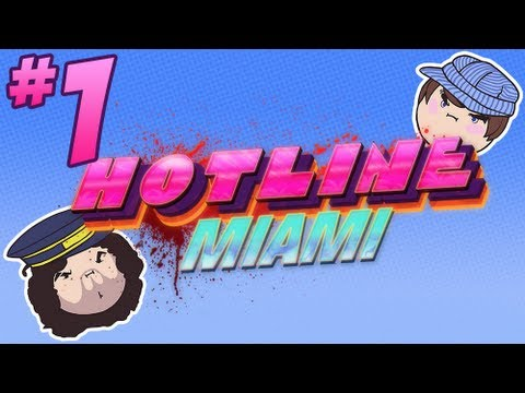Hotline Miami: Who's Calling? - PART 1 - Steam Train |