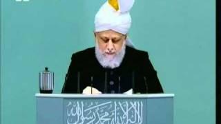 (Français) Chaos dans le monde arabo-musulman et sa solution - sermon du 25 février 2011