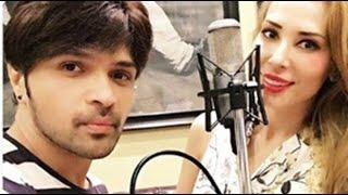 "Salman Khan's girlfriend ""Iulia Vantur"" sings for Himesh Reshammiya"
