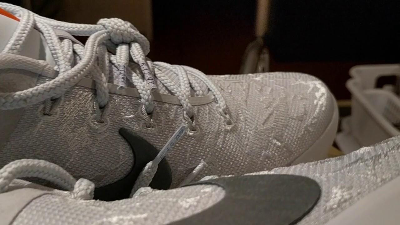 8c06fc8d78f Nike Kobe A.D. DeMar DeRozan PE - YouTube