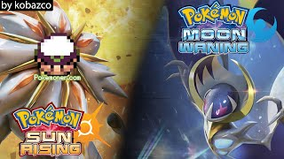 Pokemon moon cia download  Pokemon Ultra Sun and Ultra Moon
