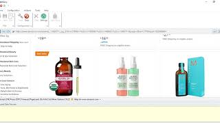 Scraping product complete title, URL and Reviews from Amazon.com | Webharvy
