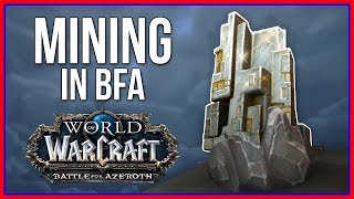 Mining in Battle for Azeroth | BFA Profession Review
