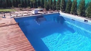 видео Покрытия для бассейнов