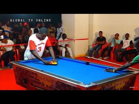Fainali za Pool Table Zilivyotingisha Maisha Basement - Dar