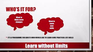 Life Skills Workshops video thumbnail