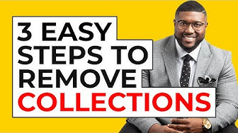 NEVER PAY COLLECTIONS | 3 Ways to Delete Collections From Your Credit Report | Dough Chaser TV