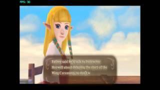 How Play Zelda Skyward Sword With Gamepad on Dolphin