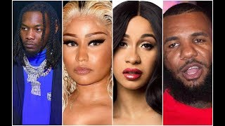 Celebs and Rappers Reacts To Tomi Lahren Making Fun Of 21 Savage Nicki Mianj, Cardi B, The Game