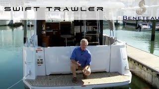 Beneteau Swift Trawler 30 - Features by BoatTest.com