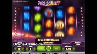 Starbust Spielautomaten kostenlos spielen