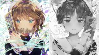「Nightcore」→ Just Like Fire ✗ Light Em Up (Switching V…