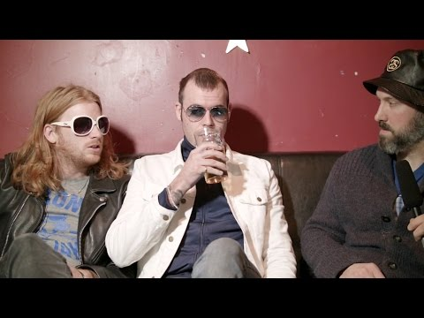 Sticky Fingers Interview on Drugs, Kylie Minogue & Working w/ Outkast - My Hand Is Cold #002