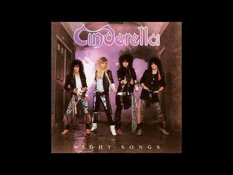 Cinderella    night songs      Night songs 1986