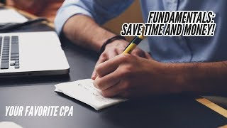Your Favorite CPA | How to save tons of TIME and MONEY! (Reduce your Taxes)