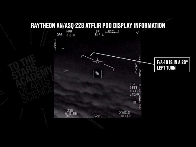 Risultati immagini per First Official UFO Footage Released By The U.S. Government