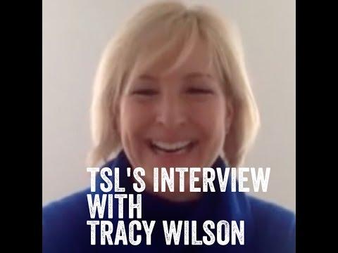 TSL's  with Tracy Wilson