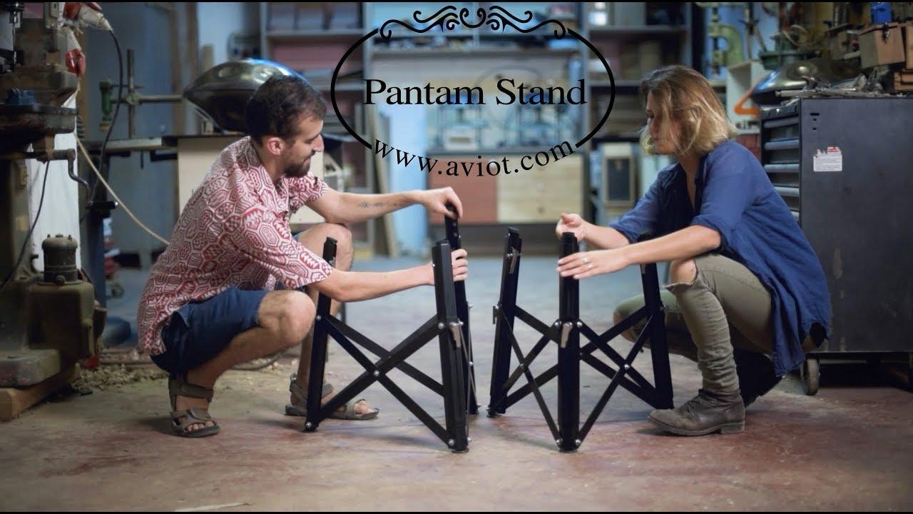Pantam Stand,Handpanständer,Handpan-Ständer