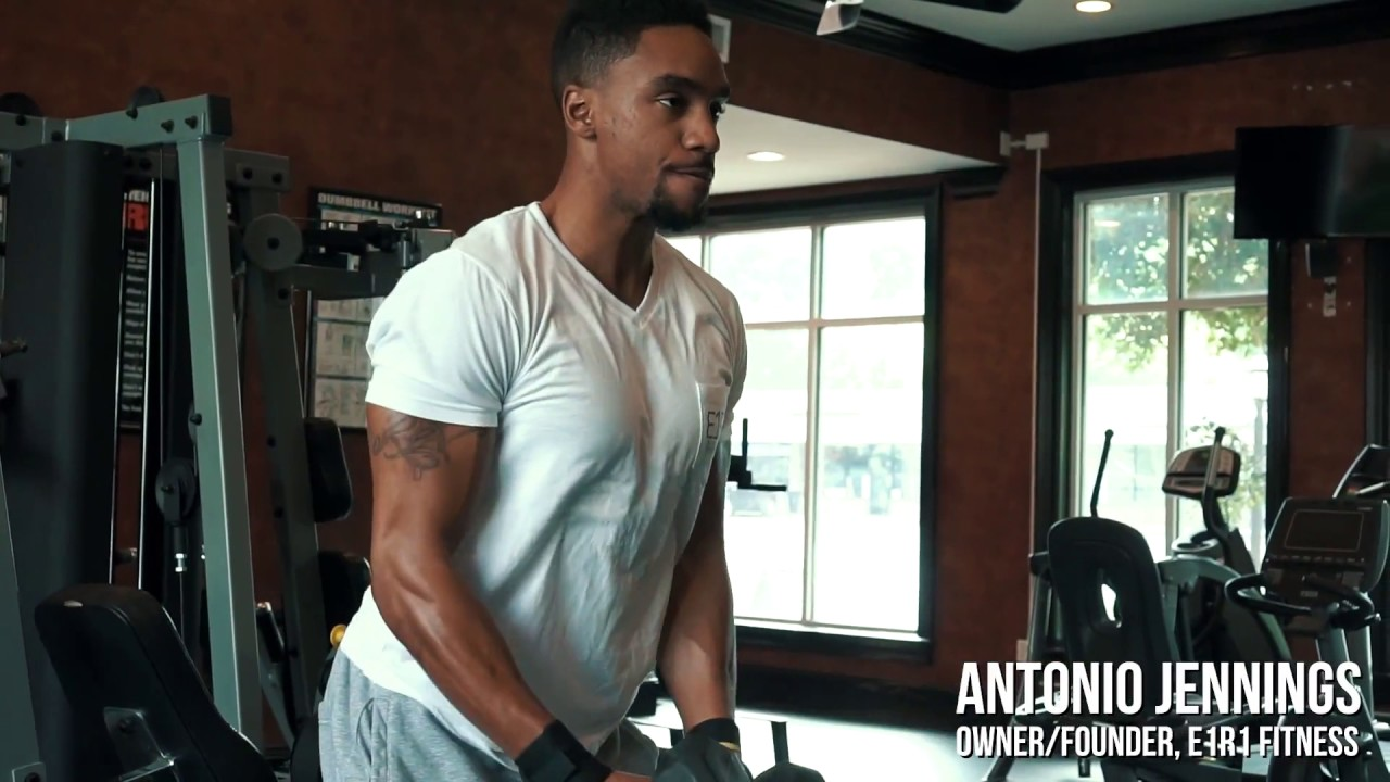 Antonio Jennings E1R1FITNESS
