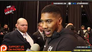 🚨Anthony Joshua Responds to Big Baby Jarrell Miller's Accusations of Steroid Use 😱⁉️