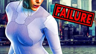 Ghost In The Shell — Death By Invisibility | Anatomy Of A Failure