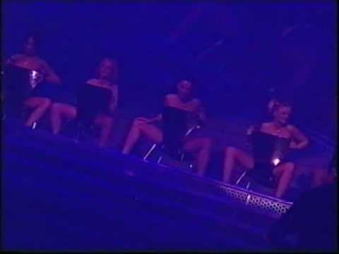Spice GirLs ~ Naked (Live in isTanbuL DvD) *part 8* - YouTube