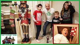 Toy Collector Part 7  Our Christmas Tree Is MiSSiNG! / That YouTub3 Family I Family Channel
