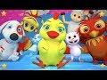 Ten in the Bed Part 2   Kindergarten Nursery Rhymes & Songs for Kids