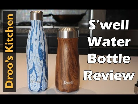 Swell Water Bottle Review - Are they worth it?
