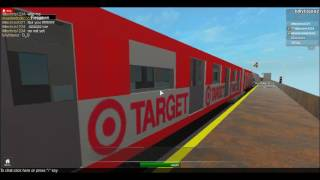 (ROBLOX/TBT) R160-A (N) Train Derails At 86th Street (Blooper)