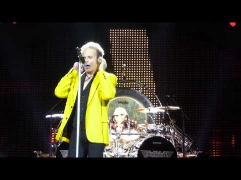 """Jump"" Van Halen@Susquehanna Bank Center Camden, NJ 8/27/15"