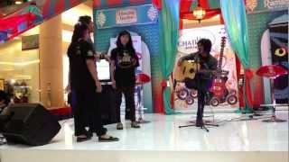 Asmara - CHARLY SETIA band & setiaku [ #LiveChatkustik @detikforum 06 ]