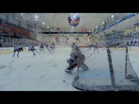 Scholastic Ice Hockey: Yorktown vs. Washington-Lee 2017