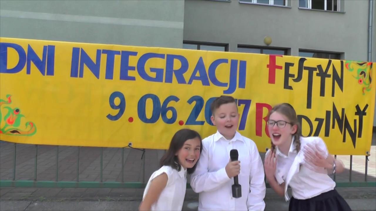 Dni Integracji w SP nr 6 w Kwidzynie.