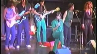 "MARTY BALIN - ""HEARTS"" LIVE 1982 CONCORD PAVILLION"