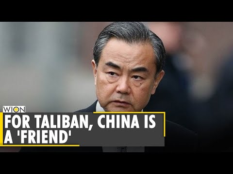 China waiting for an opportunity to enter Afghanistan | Taliban-China relations |latest English News