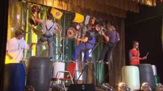 Crazy Trash Drummers @ Servus TV
