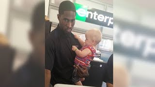 This Mom Gave Her Baby to This Rent-a-Car Employee. What Happened Next? Whoa!