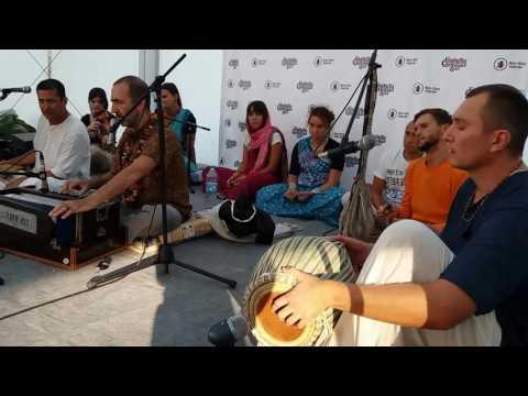 Киртан Сарватма прабху - Зажигательный киртан, Бхакти Сангама - Нон Стоп Киртан
